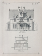 Woodward national architect 1874